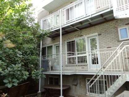 Impact Aluminium - Constructeurs d'escaliers - 450-224-2002