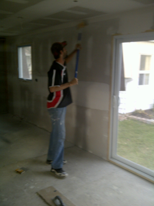 Helping Hands Handyman Services - Drywall Contractors & Drywalling