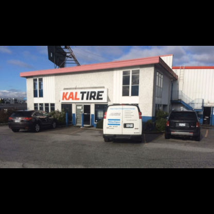 Kal Tire - Tire Retailers - 604-524-1166