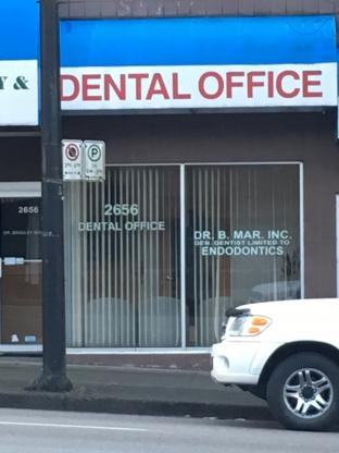 Bradley Mar Dr - Dentists