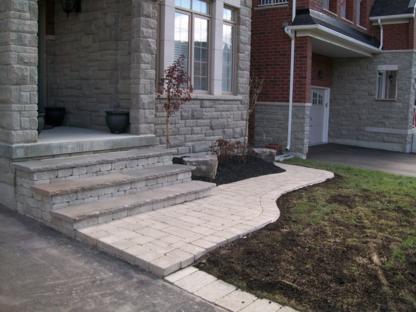 G&E Landscaping - Landscape Contractors & Designers - 416-823-6886