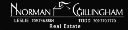 Norman & Gillingham - Real Estate Brokers & Sales Representatives - 709-746-8884
