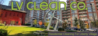 LV Clean Co. - Commercial, Industrial & Residential Cleaning - 647-987-5092