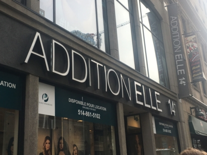 Addition Elle - Women's Clothing Stores - 514-954-0087