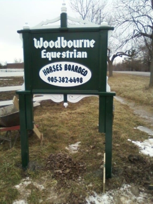 Woodbourne Equestrian - Stables - 905-382-6498