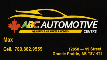 ABC Automotive Centre - Auto Repair Garages