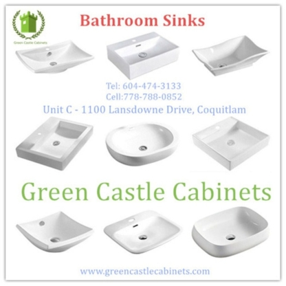Green Castle Cabinets - Cabinet Makers - 604-474-3133