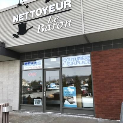 Nettoyeur Le Baron - Dry Cleaners - 450-653-3829