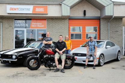 Dent Centre - Auto Body Repair & Painting Shops - 306-721-3368