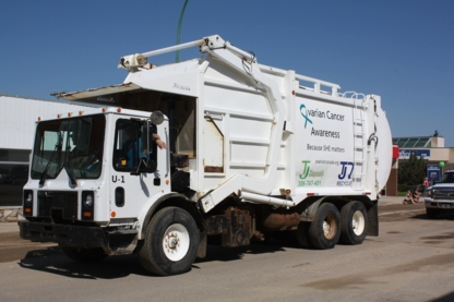 Randall Johnson - Residential Garbage Collection - 306-747-4011