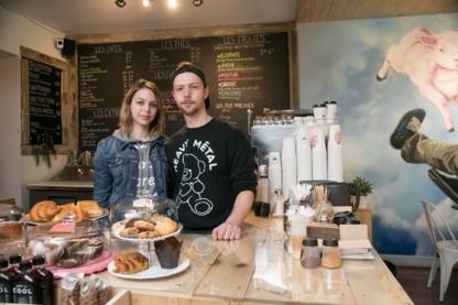 Candide Café - Coffee Shops - 514-560-4223