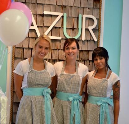 Azur Bar à Ongles et Soins Esthétiques - Estheticians - 418-227-3090