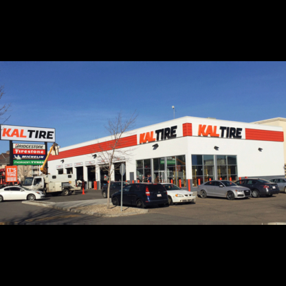 Kal Tire - Tire Retailers - 587-200-9724