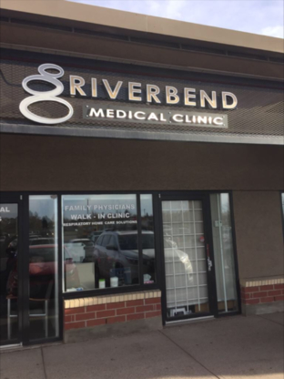 Riverbend Family & Walk-in Clinic - Clinics - 403-236-2344