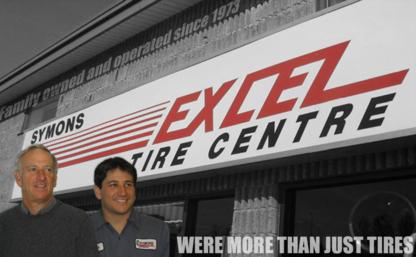Symons Tire Service - Car Repair & Service - 604-826-9119