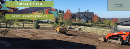 Lynx Landscaping - Excavation Contractors