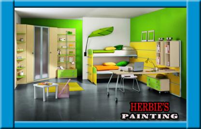 Herbie's Painting - Painters
