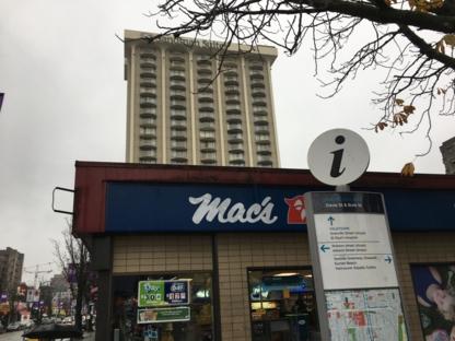 Circle K (Mac's Convenience Stores) - Convenience Stores
