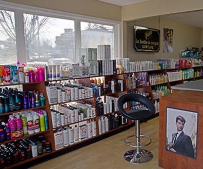 Salon De Coiffure La Boite A Coupe - Salons de coiffure et de beauté