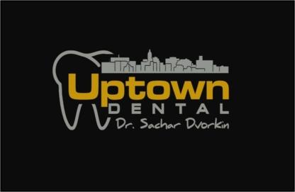 Dr Dvorkin Sachar - Dentists - 506-458-9186