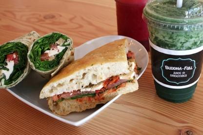 Buddha-Full Juice & Smoothies - Restaurants - 604-973-0231