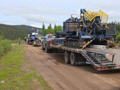 Midnight Sun Drilling Inc - Well Digging & Exploration Contractors - 867-633-2626