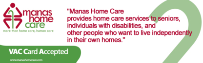 Manas Home Care Services Ltd - Home Health Care Service