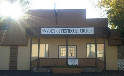 Voice of Penecost Church The - Churches & Other Places of Worship - 250-392-7143