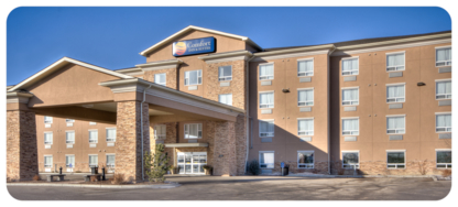 Comfort Inn & Suites - Hotels - 403-948-3411