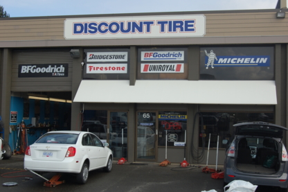 Discount Tire - Wheel Alignment, Frame & Axle Services - 604-538-4918