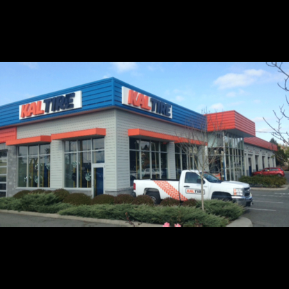 Kal Tire - Tire Retailers - 604-238-0674