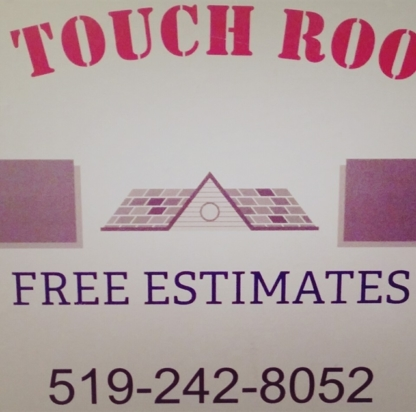 One Touch Roofing - Wireless & Cell Phone Services - 519-242-8052
