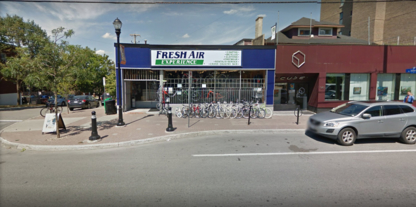 Fresh Air Experience - Bicycle Stores - 613-729-3002