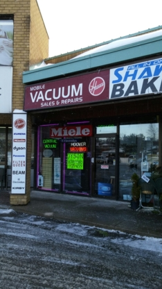 Mobile Vacuum - Vacuum Cleaner Parts & Accessories - 905-509-1661