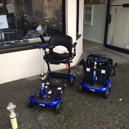 Sidney Scooters - Medical Equipment & Supplies
