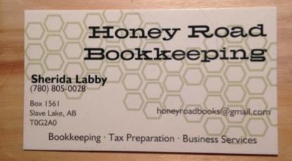 Honey Road Bookkeeping - Bookkeeping - 780-805-0028