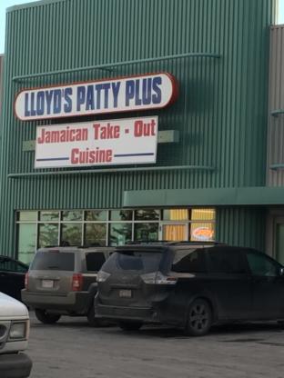 Lloyd's Patty Plus - Baked Goods Wholesalers