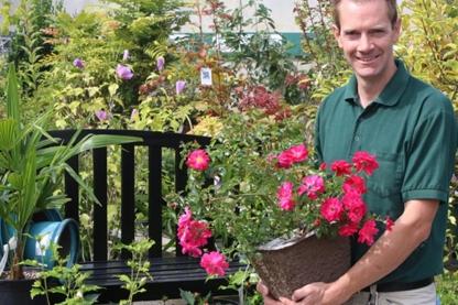 View Hunters Garden Centrer's Richmond profile