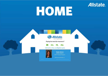 Tanika Johnson - Allstate Insurance - Insurance Agents & Brokers - 647-458-0060