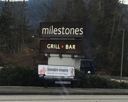Milestones - Asian Restaurants