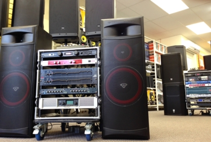 Spectacular Sounds Ltd - Sound Systems & Equipment - 416-656-8511