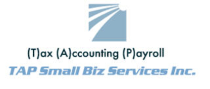 TAP Small Biz Services Inc - Bookkeeping - 705-930-6117