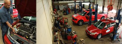 Atelier Centre Du Pneu Groupe Unik - Auto Repair Garages