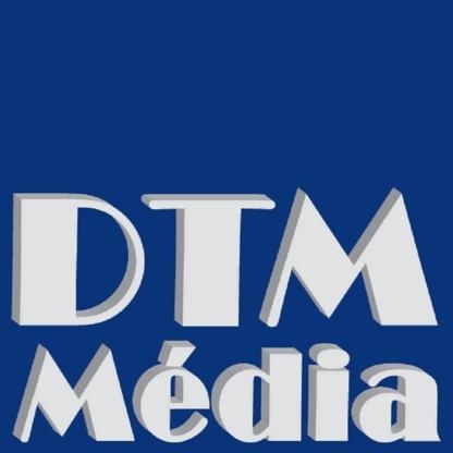 DTM Média - T-Shirts - 514-575-5120