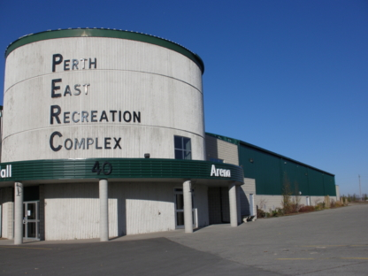 Perth East Recreation Complex - Arenas, Stadiums & Athletic Fields - 519-595-8375