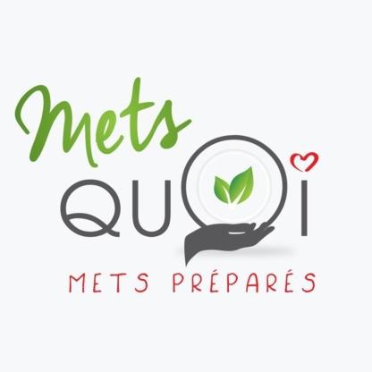 Mets Quoi - Restaurants