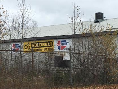 View Goldbelt Tire Supply Co Ltd's Timmins profile