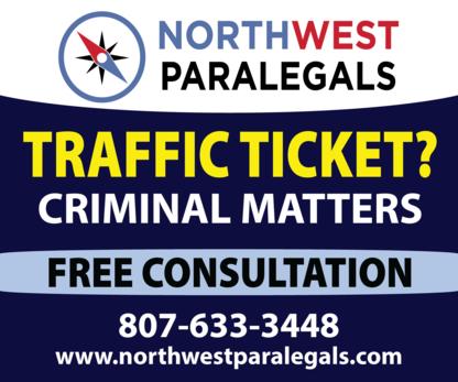 Northwest Paralegals - Paralegals - 807-633-3448