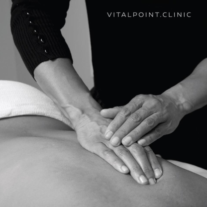 Vital Point Clinic - Massage Therapists - 613-695-5775