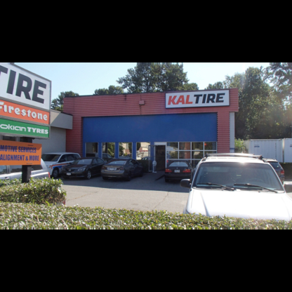 Kal Tire - Tire Retailers - 604-985-4221